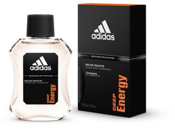Harga Adidas Deep Energy Men 100ml