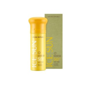 Harga Nature Republic Ice Sun - Natural Beige