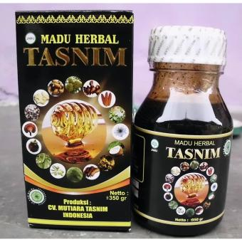 Harga Madu Tasnim 17 in 1 Madu Herbal Multi Manfaat 245ml