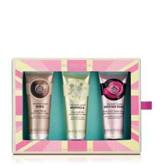 Harga The Body Shop Gift Trio Hand