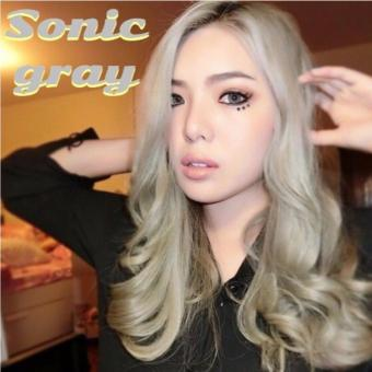 Harga Softlens Sonic (Dreamcolor) - Grey - Gratis Lens Case