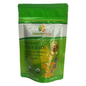 Harga Nature's Energy Organic Chia Seeds 100g