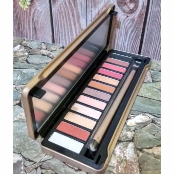Harga Beautylover 12 Warna Eyeshadow Pallete N5