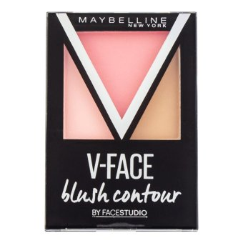 Harga MAYBELLINE FACESTUDIO V-FACE BLUSH CONTOUR PINK