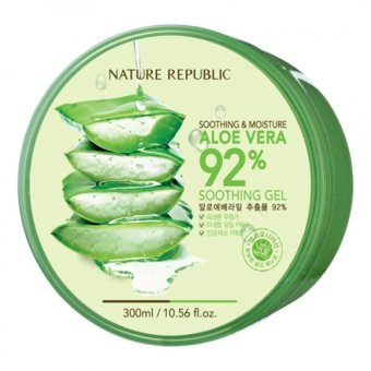 Harga Nature Republic Aloe Vera Soothing Gel - 300 ml