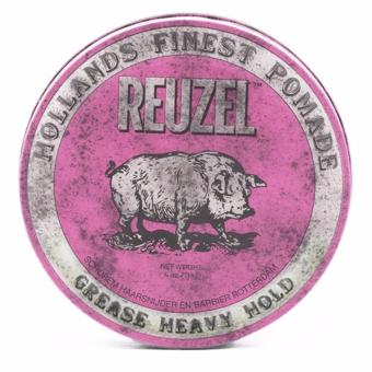 Harga Reuzel Grease Heavy Oilbased Pomade - 4Oz