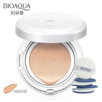 Harga BIOAQUA Air Cushion BB Cream Concealer Moisturizing Foundation Makeup Bare Strong Whitening Face Beauty Makeup