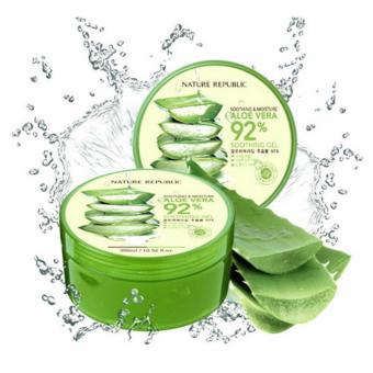 Harga Nature Republic Aloe Vera 92% Soothing Gel