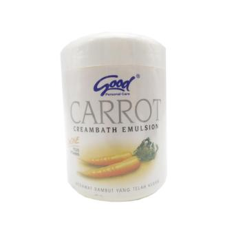 Harga Good Creambath Emulsion Carrot 250Gr + Vitamin