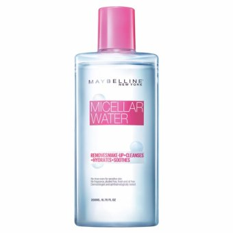 Harga Maybelline Clean Micellar Water - 200ml