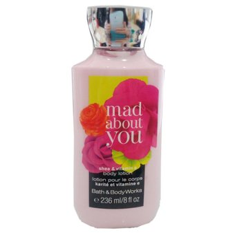 Bath & Body Works Body Lotion - Mad About You