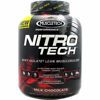 Harga Muscletech Nitro Tech 4 Lbs Chocolate