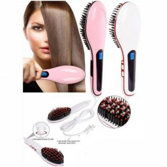Harga sisir electric ion pink