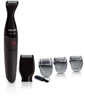 Harga Philips Multi grooming MG1100 - Hitam