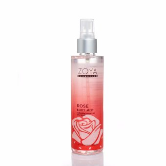 Harga Zoya Cosmetics Body Mist Rose