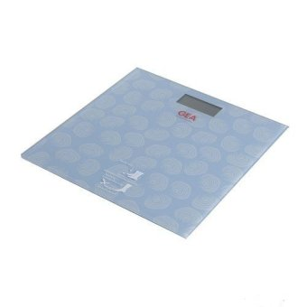 Harga GEA Bathroom Scale BR9807 Blue Sky - Biru