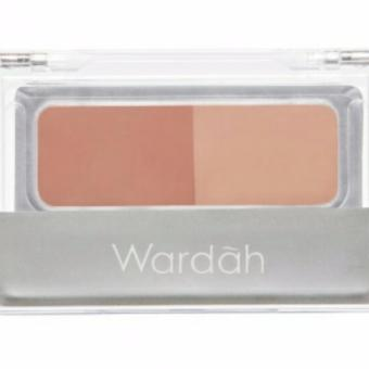Harga WARDAH_Blush On - B
