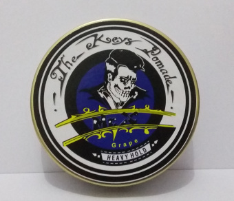 Harga Pomade The Keys Pomade Heavyhold(Grape) Pomade 4oz