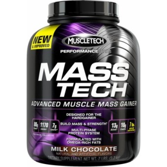 Harga Muscletech Mass Tech 7lbs - Milk Chocolate