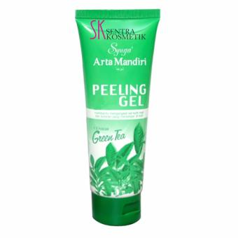 Harga Body Spa Gel Green Tea Perontok Daki BPOM