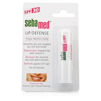 Harga Sebamed Lip Defense SPF 30 - Sebamed Lip Care