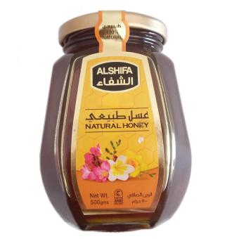Harga Madu Al Shifa Madu Arab Natural Honey Original -500 gram