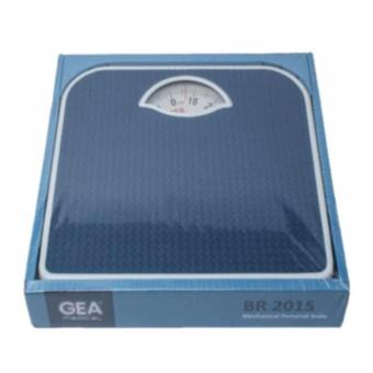 Harga GEA Timbangan Badan Analog Mechanical Personal Scale BR-2015