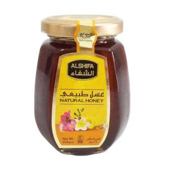 Harga Madu Al Shifa Madu Arab Natural Honey Original -250gram