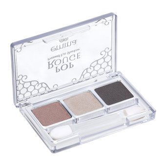 Harga Emina Pop Rouge Pressed Eye Shadow Brick