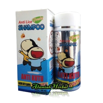 Harga Family Anti Lice Shampoo Anti Kutu - 60ml
