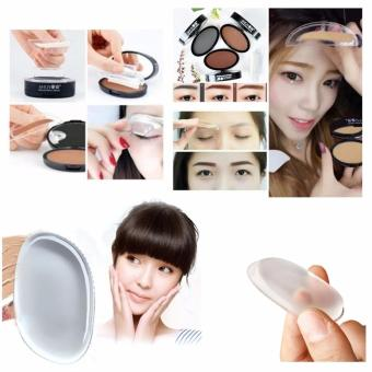 Lucky Silisponge Silicon Sponge Makeup Motif Random 1 Pcs Collagen Source · JBS Eyebrow Make Up