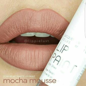 Harga Zoya Lip Paint - Mocha Mousse