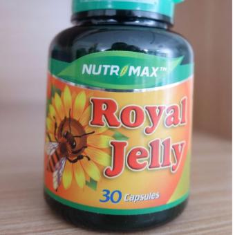 Harga Nutrimax - Royal Jelly