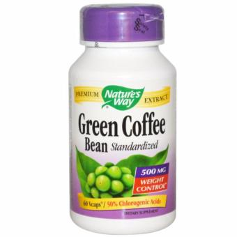 Harga Nature's Way Green Coffee Bean - 60 Vcaps Diet/Weight Loss
