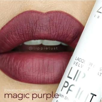Harga Zoya Lip Paint - Magic Purple
