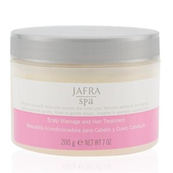 Jafra Scalp Massage & Hair Treatment