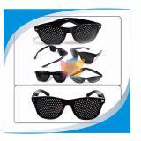 Gambar Produk Rinci Kacamata Pinhole Terapi Kesehatan Mata Murah  Berkualitas Terkini 0edfdd7780