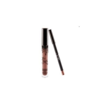 KYLIE LIP KIT (LIQUID LIPSTICK) + LIP LINER