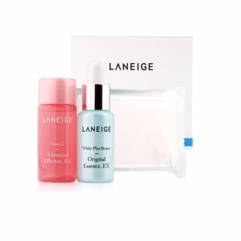 Laneige Clear C Advanced Effector EX dan White Plus Renew Original Essence EX
