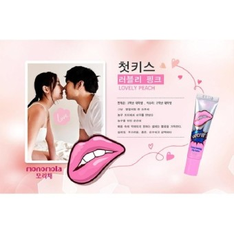 Laris 102 - Monomola Lips Tatto Wow atau Tato Bibir Original Made In Korea