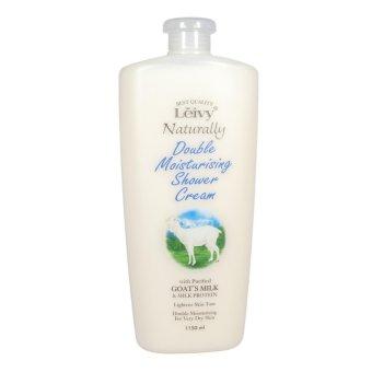 Leivy Shower Cream Goat Milk Cap1150ml ...