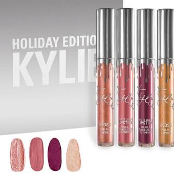 Lips Addict Lip Kit Kylie Holiday edition -4 piece