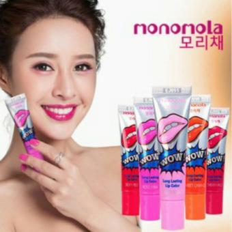 Lips Tatto Wow Monomola Korea Original