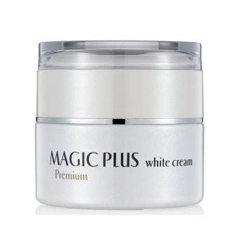 Magic Plus White Cream Premium Original - 35gr