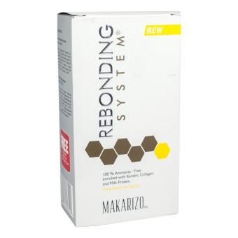 Makarizo Rebonding Cream System Sss 120gr