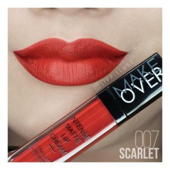Makeover Intense Matte Lip Cream - 07 Scarlet