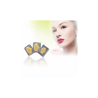 Masker Bibir/Lip mask/Gold Collagen Lip Mask