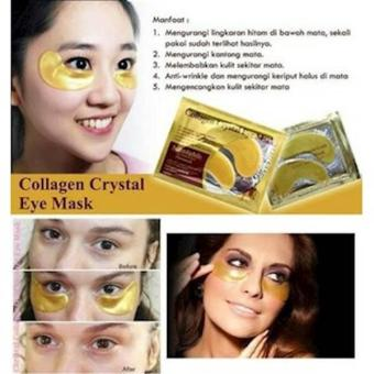 Masker Mata - Cristal Collagen Gold Eye Mask