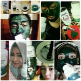 Masker Wajah Spirulina Kemasan 20 Kapsul (Promo) + Kuas + Free Member Card TIENS SHOP - 4