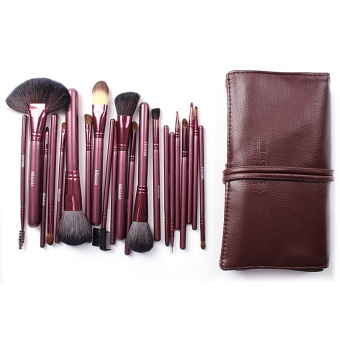 MEGAGA bulu kuda bedak tidak makeup brush makeup set kuas